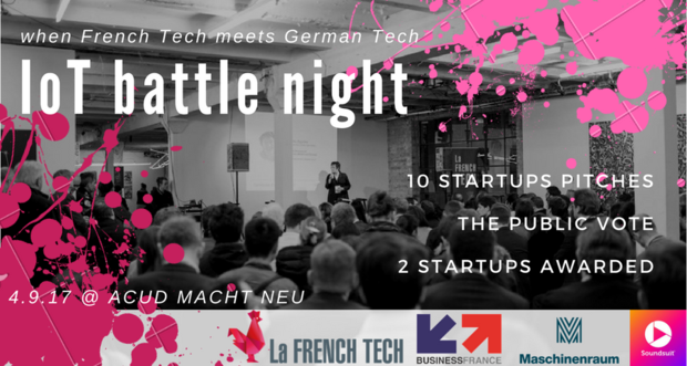 Iot Battle Night